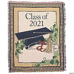 2021 Graduation Throw