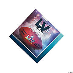 2021 NFL® Super Bowl 55 Luncheon Napkins