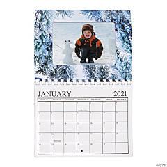 2021 Photo Frame Calendar