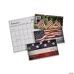 2022 - 2023 Americana Pocket Calendars