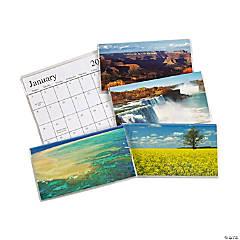 2022 - 2023 Beautiful America Pocket Calendars