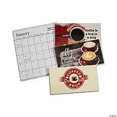 2022 - 2023 Coffee Pocket Calendars
