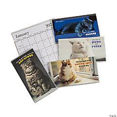 2022 - 2023 Fat Cats Pocket Calendars