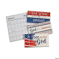 2022 - 2023 God Bless America Pocket Calendars