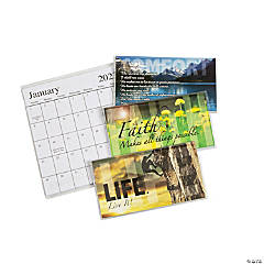 2022 - 2023 Inspirational Pocket Calendars