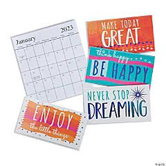 2022-2023 Make a Statement Pocket Calendars