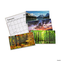 2022 - 2023 Nature Pocket Calendars