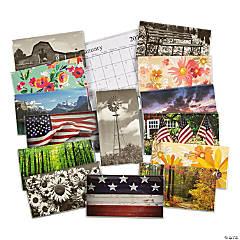 2022 - 2023 Pocket Calendar Assortment
