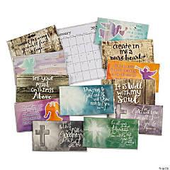 2022 - 2023 Religious Pocket Calendar Assortment