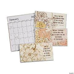2022 - 2023 Scripture Pocket Calendars