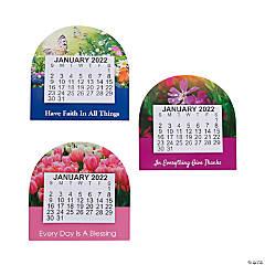 2022 Large Print Religious Calendar Magnets