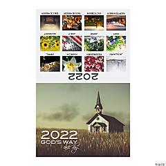 2022 Religious Wall Calendar