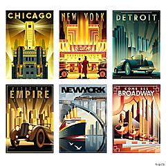 20s Art Deco Cutouts