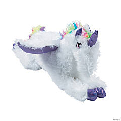 "21.5"" Stuffed Pegasus"