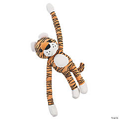 "24"" Large Long Arm Stuffed Tiger"