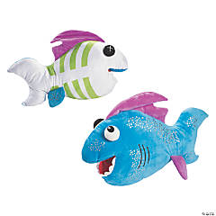 "27"" Inside Out Stuffed Fish - Large"