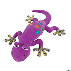 "27"" Lenny the Stuffed Lizard - Medium"