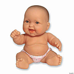 (2Ea) Lots To Love 10In Caucasian Baby Doll