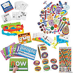 2nd Grade Learning & Incentive Kit