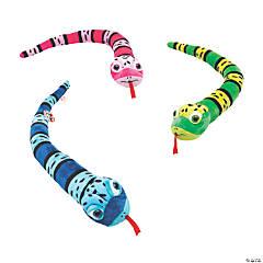 "30"" Sneaky Stuffed Snake"