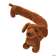"36"" Long Stuffed Weiner Dog"
