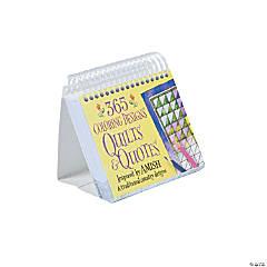 365 Coloring Designs Spiral Perpetual Calendar