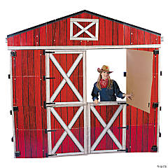 3D Barn Stand-Up