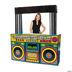 3D Boom Box Stand-Up