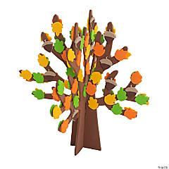 3D Fall Tree Craft Kit