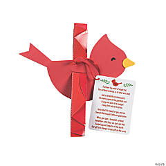 3D Legend of the Cardinal Craft Kit