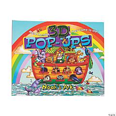 3D Noah's Ark Pop-Ups Book