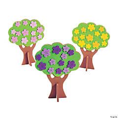 3D Spring Tree Craft Kit