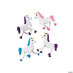 3D Unicorn Bendables PDQ