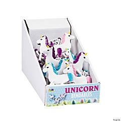 3D Unicorn Bendables PDQ