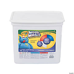 4-Color Crayola® Model Magic® Modeling Compound