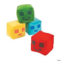 "4"" Plush Pixel Pals"