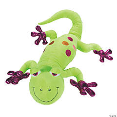 "40"" Lenny the Stuffed Lizard - Large"