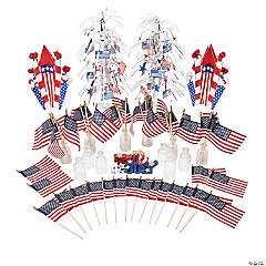 4th of July Super Centerpiece Kit