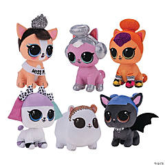 "5"" - 7"" L.O.L. Surprise!™ Plush Pet"