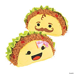 "5"" Plush Tacos"