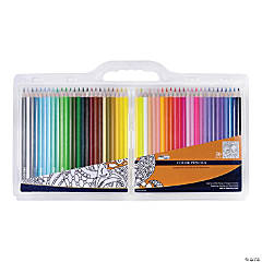 50-Color Pro Art Colored Pencils
