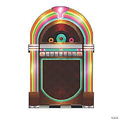 50s Jukebox Cardboard Stand-Up