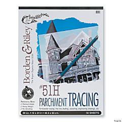 #51H Parchment Tracing Paper