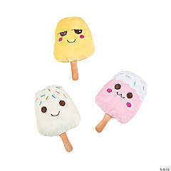 "6.5"" Plush Ice Cream"