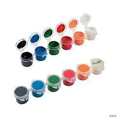 6-Color Basic Acrylic Paint Classpack
