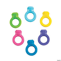 6-Color Ring-Shaped Crayons