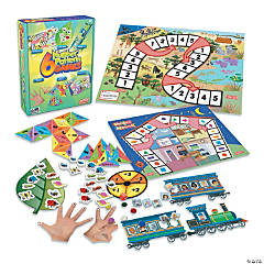 6 Number Pattern Games