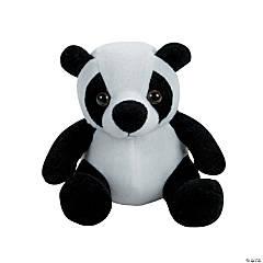"""6"""" Stuffed Panda Bears"""