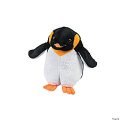 "6"" Stuffed Penguins"