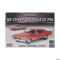 '68 Chevy Chevells SS 396 Plastic Model Kit